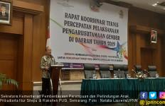Perjuangkan Kesetaraan Gender, KemenPPPA Kumpulkan 16 Pemprov - JPNN.com
