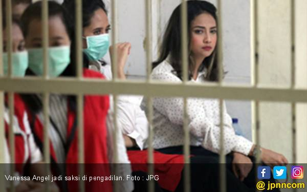 Kok Bisa ya, Rian Pemesan Vanessa Angel Tak Pernah Diperiksa ? - JPNN.com
