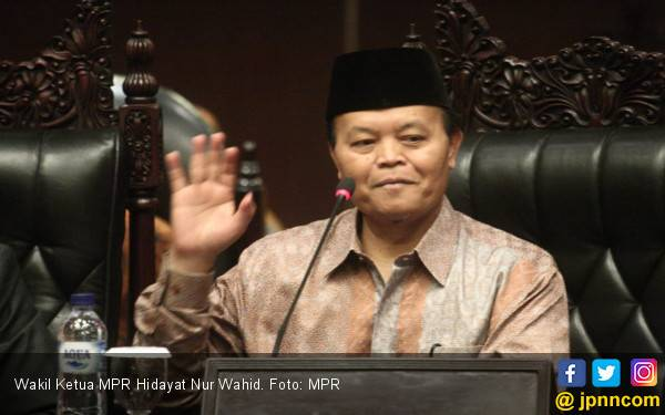 HNW Merasa Aneh KPU Anggap Surat Suara Tercoblos di Malaysia Sampah - JPNN.com