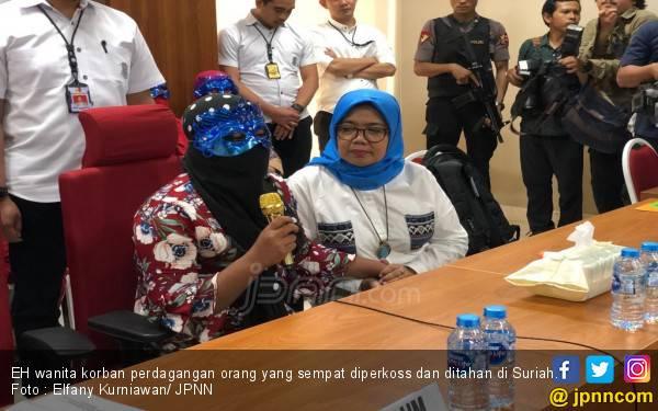 Kisah Pilu TKW Asal Tangerang, Dihamili dan Jadi Korban Pemerasan - JPNN.com