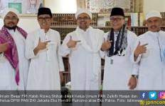 PAN Sarankan Presiden Jokowi Tolak Pemulangan Rizieq Shihab - JPNN.com