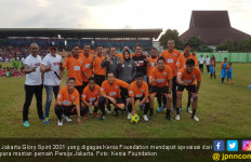 Kenia Foundation Meriahkan Coaching Clinic Legenda Persija - JPNN.com