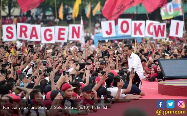 Real Count KPU, Prabowo Unggul Telak di Jabar, Jokowi Kuasai Jateng dan Jatim - JPNN.com