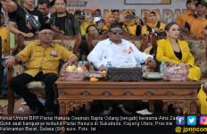 OSO: Pilih Jokowi - Ma'ruf, Pemimpin Bermartabat - JPNN.com