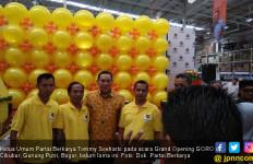 Partai Berkarya Buka Peluang Kerja Bagi Kaum Difabel di GORO - JPNN.com