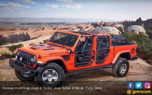 6 Konsep Modifikasi Jeep dengan Banyak Karakter Petualangan - JPNN.com
