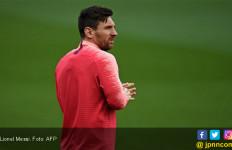Messi Anggap Pandemi Corona Menguntungkan Barcelona - JPNN.com