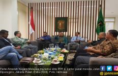PPP Bahas Nasib Buruh Migran dengan Partai Pendukung Mahathir Mohamad - JPNN.com