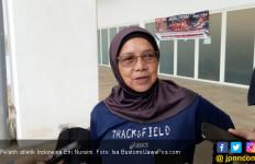 Pelatih Atletik Indonesia Eni Nuraini jadi Terbaik Asia 2019 - JPNN.com