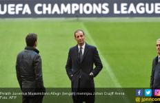 Ajax vs Juventus: Cristiano Ronaldo Bakal jadi Starter - JPNN.com
