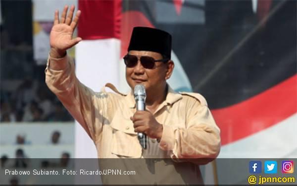 Prabowo: Pantang Menyerah, Sampai Berjumpa di Saat - Saat yang Akan Datang - JPNN.com