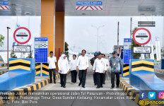 Jokowi Resmikan Ruas Jalan Tol Pasuruan - Probolinggo - JPNN.com