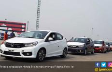 Honda Brio Terbaru Made in Indonesia Memasuki Pasar Filipina - JPNN.com