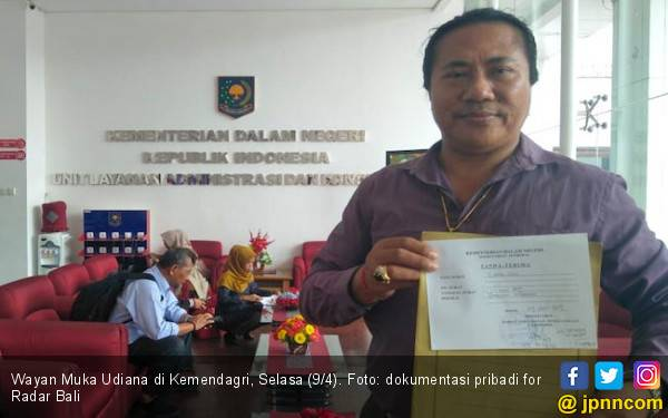 Bansos untuk Pura Dikorupsi, Perwakilan Warga Nusa Penida Lapor KPK dan Kemendagri - JPNN.com