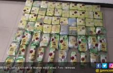 Dua WNI Penyeludup 64 Kg Sabu Berhasil Diringkus dan Digelandang dari Malaysia - JPNN.com