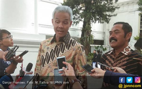 Prabowo Gagal Kampanye di Lapangan Pancasila, Ganjar: Jokowi Juga Tidak Boleh - JPNN.com