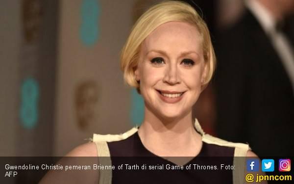 Ngobrol dengan Gwendoline Christie, si Brienne of Tarth - JPNN.com