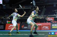 2 Ganda Campuran Indonesia Lolos 8 Besar Singapore Open 2019 - JPNN.com