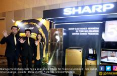 2021, Sharp Targetkan Raih Penjualan Capai Rp 11 triliun - JPNN.com