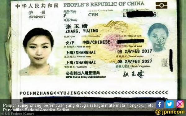 Tertangkap Menyusup Properti Trump, Perempuan Ini Diduga Mata-Mata Tiongkok - JPNN.com