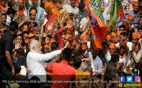 Pemilu India: Terapkan Digitalisasi demi Hemat Biaya Kertas - JPNN.com