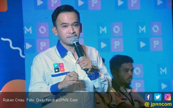Ruben Onsu Rambah Bisnis Digital - JPNN.com