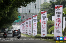 17 April Hari Libur Nasional, Hasil Survei: 13 Juta Pemilih Malah Pelesiran - JPNN.com