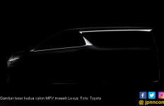 Calon MPV Mewah Lexus Kembali Menggoda - JPNN.com