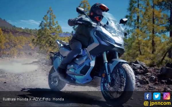 Intip Spesifikasi Honda X-ADV, Siap Dipinang di Indonesia - JPNN.com