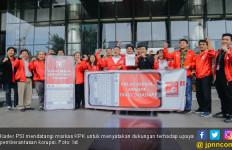 Sambangi KPK, PSI Nyatakan Siap Disadap - JPNN.com