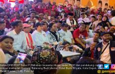 Pendukung Jokowi Membeludak, Sukur Nababan Pecahkan Rekor di Depok - JPNN.com