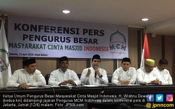 MCM Indonesia Ajak Umat Islam Pilih Jokowi - Ma'ruf - JPNN.com