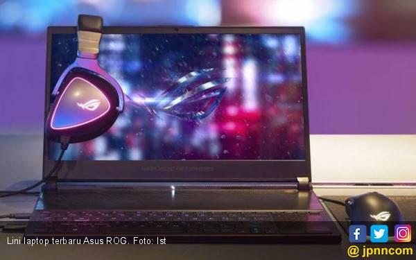 Asus Rilis Laptop Gaming Terbaru Paling Tipis di Dunia, Sebegini Harganya - JPNN.com