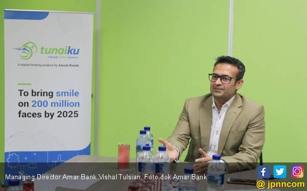 Amar Bank Dorong Literasi Keuangan Masyarakat Indonesia - JPNN.com