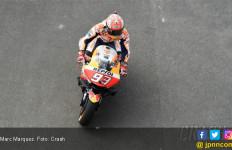 Enggak Heran! Marc Marquez Kuasai FP1 MotoGP Amerika - JPNN.com