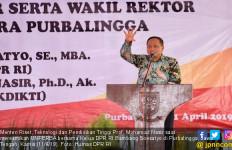 Menristekdikti Apresiasi Berdirinya Universitas Perwira Purbalingga - JPNN.com