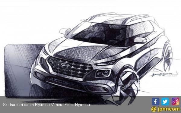 Amunisi Hyundai di Kelas SUV Kompak Kian Paripurna Oleh Veneu - JPNN.com
