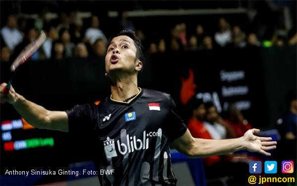 Jadwal Semifinal Singapore Open 2019 Siang Ini - JPNN.com
