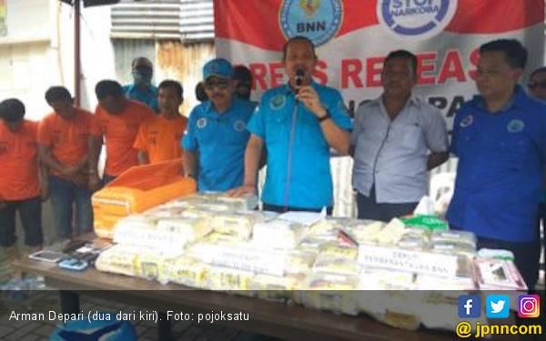 BNN Soroti Putusan MA Kembalikan Aset Rp 142 Miliar ke Bandar Narkoba - JPNN.com