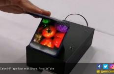 Sharp Punya Jagoan HP Layar Lipat Tantang Samsung Fold dan Huawei Mate X - JPNN.com