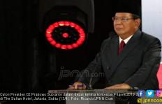 Awali Debat, Prabowo Langsung Sebut Indonesia Berjalan ke Arah Salah - JPNN.com