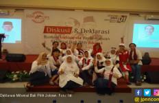 Milenial Bali Nyatakan Dukungan untuk Jokowi - Ma'ruf - JPNN.com