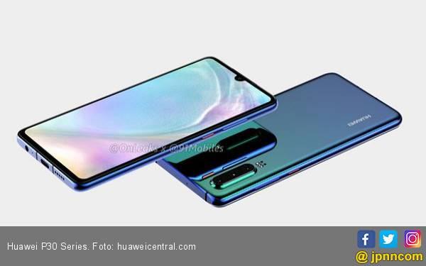 Huawei P30 Series Ada Tiga Varian, Termahal Rp 12,9 Juta - JPNN.com