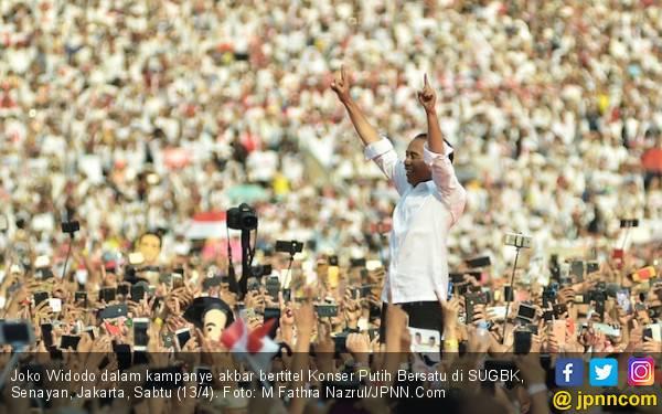 Bravo! Para Purnawirawan TNI Langsung Bergerak Amankan Kemenangan Jokowi - JPNN.com