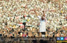 Jokowi - Amin: Kami Wakafkan Diri untuk Rakyat - JPNN.com