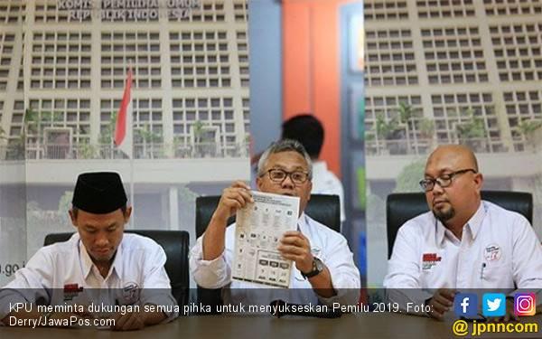 Putusan DKPP: Ketua dan Anggota KPU RI Terbukti Langgar Kode Etik - JPNN.com