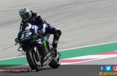 Maverick Vinales Start Paling Depan di MotoGP Australia - JPNN.com