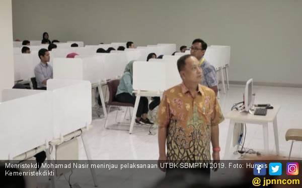 Nilai UTBK SBMPTN 2019 Tunggu 10 Hari - JPNN.com