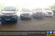Oknum Polisi Pelaku Penggelapan Mobil Rental Ditangkap di Bengkulu - JPNN.com