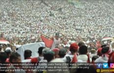 Konser Putih Bersatu: Ada Pawang Hujan Bertugas Geser Mendung di Atas SUGBK - JPNN.com